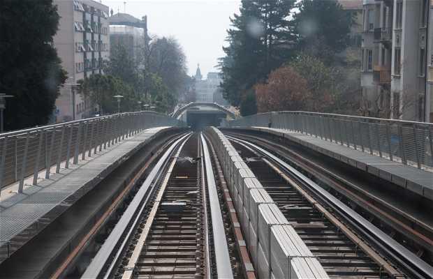 Métro de Lausanne