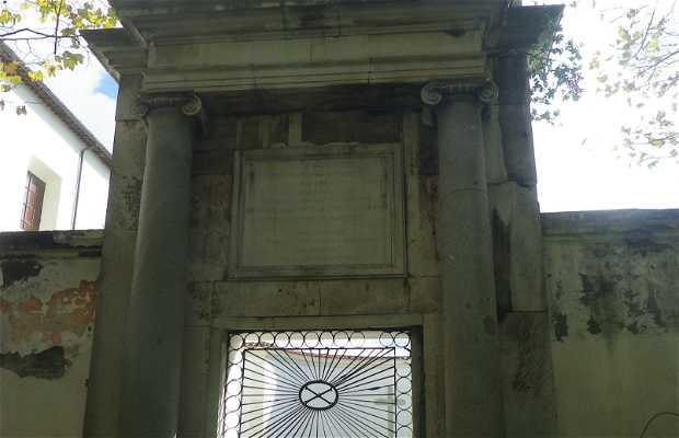 Cimitero Storico di Albano