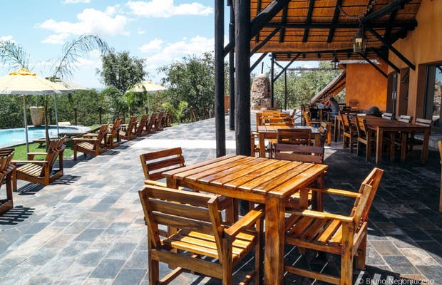 Opuwo Country Lodge Restaurant