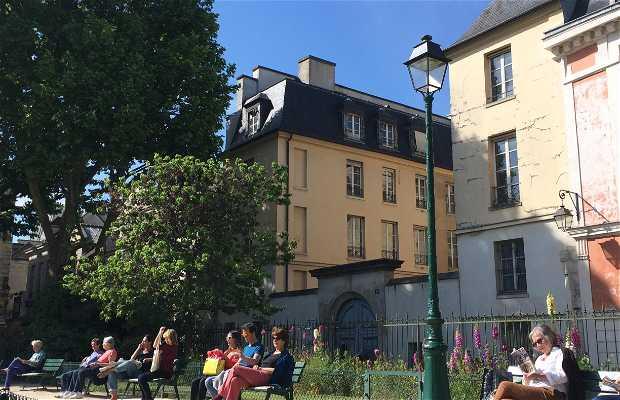 Square Léopold-Achille