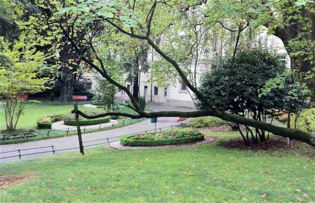 Jardínes Ricasoli