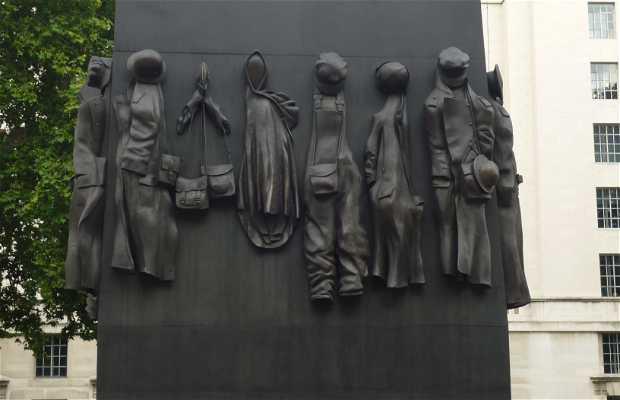 The Women of World War Two Memorial