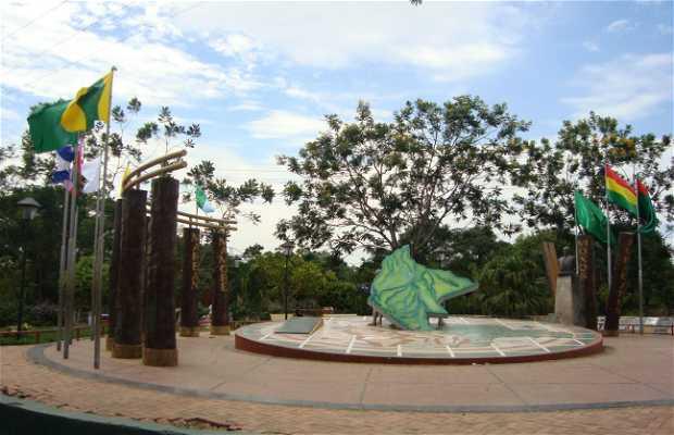 Plaza Guillermo Caballero