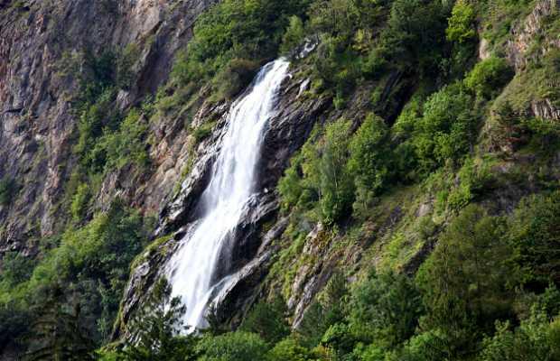 Cascada de Pissevache