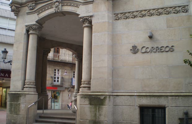 Edificio de Correos y Telégrafos