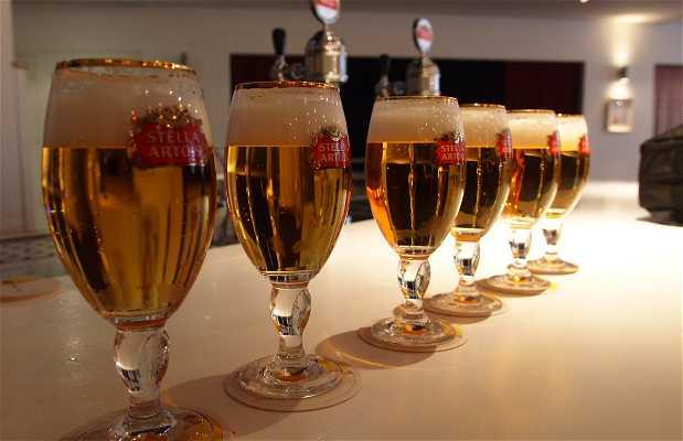 Fabrique de bière Stella Artois