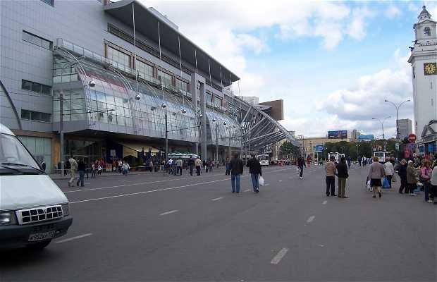 Centre commercial Evropeiskii