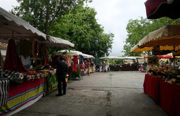 Mercado de Grimaud