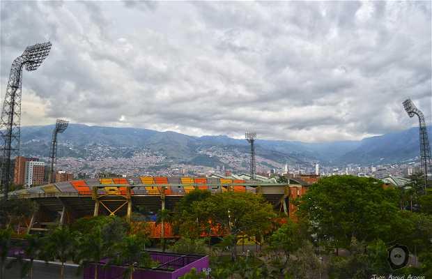 Estadio Atanasio Girardot Medellin