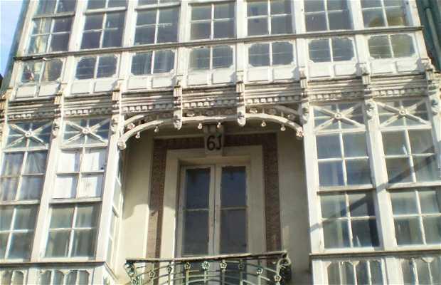 Casa Munduate a Ferrol