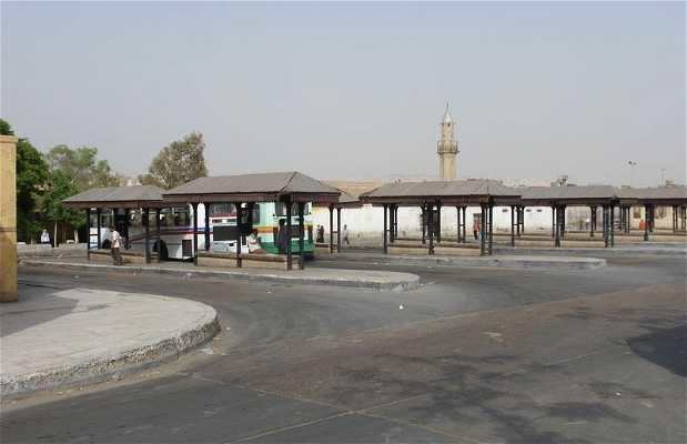 Estación de microbuses de Mar Girgis
