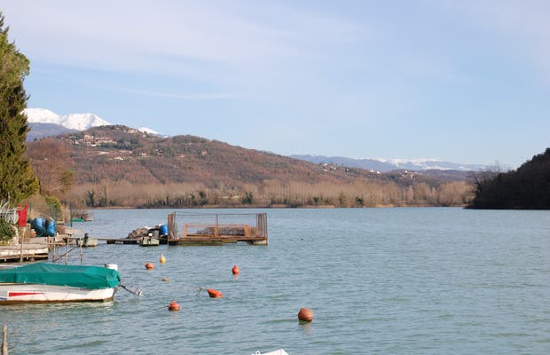 Piediluco Lake