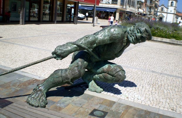 Monumento a los Hombres del Mar (Ao Homem do Mar de Esposende)