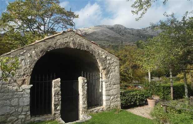 La chapelle de Gourdon