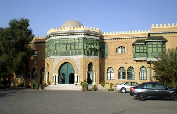 Cultural and Tourist Center Dar Cherait