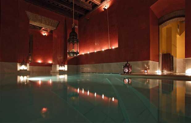 Air of Seville Arab baths