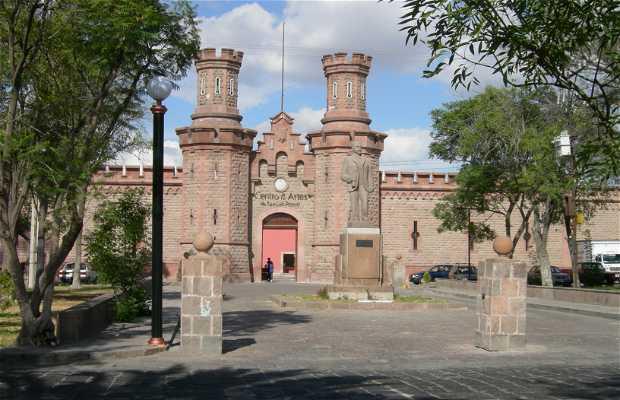 Center of San Luis Potosi