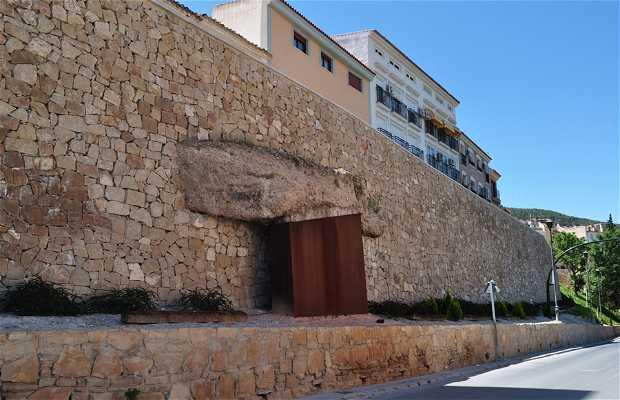 Murallas de Cieza y Balcón del Muro