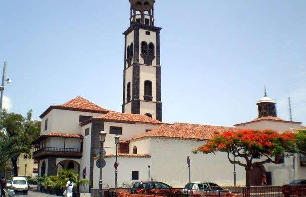 Matriz church of Our Lady of The Concepción</font>