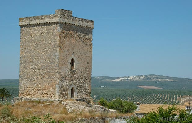 Monturque Castle