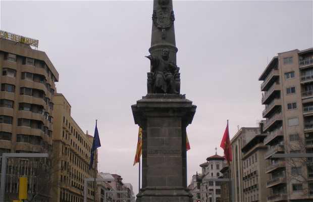Monumento al Justicia