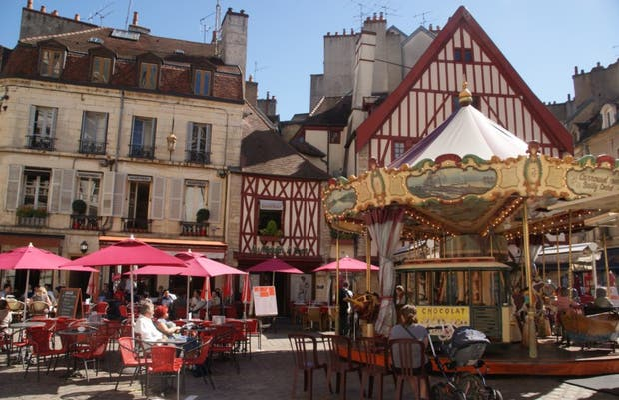 Plaza Francois Rude