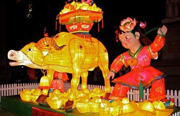 Festival das Lanternas no Ano Novo Chinês