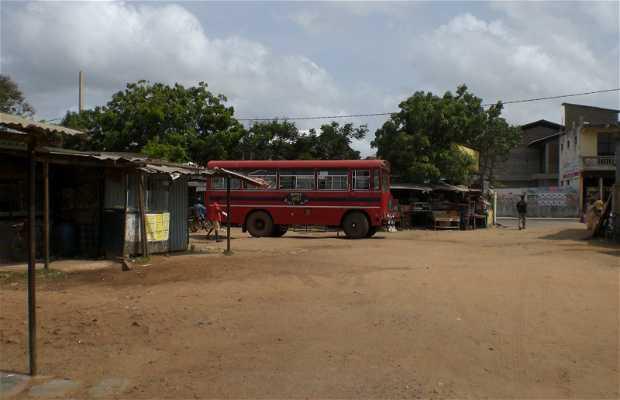 Puttalam Station