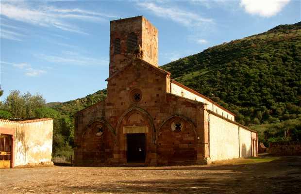 Iglesia de San Pietro Extramuros