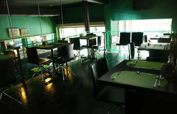 Restaurante La Vida en Verde
