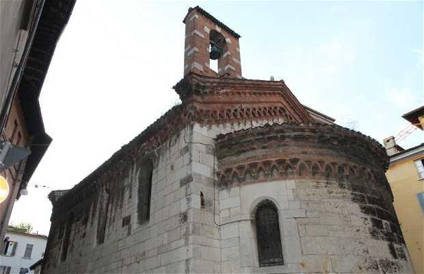 Iglesia de San Marco Evangelista