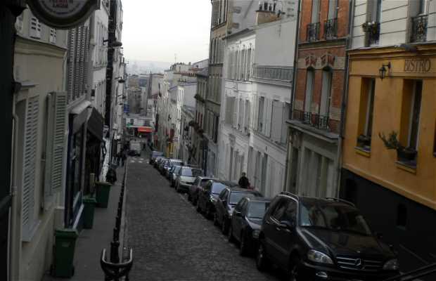 Calle Tholozé