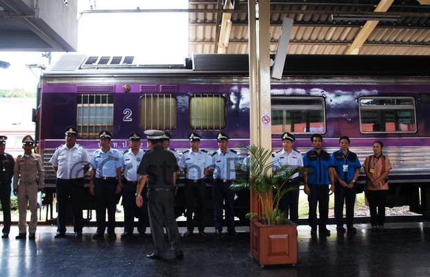 Estación de tren de Chiang Mai