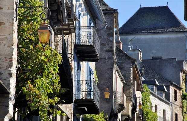 Rue du Barriou