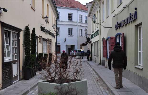 Pequeño gueto de Vilnius