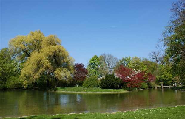 Jardín Inglés - Englischer Garten
