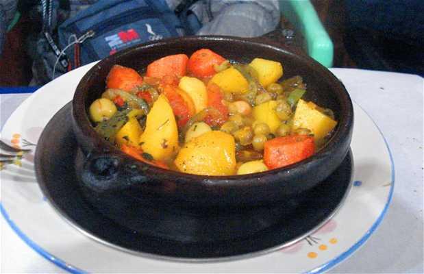 Restaurante Dar Mounir