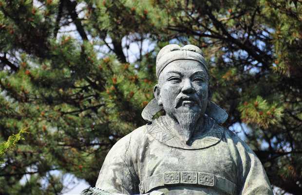 Estatua de Choi Chi Won
