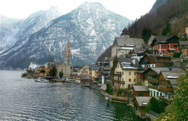 El paisaje cultural Hallstatt-Dachstein Salzkammergut