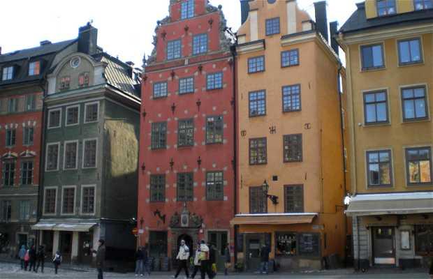 Schantzska huset a Stoccolma