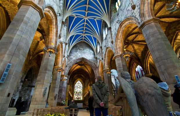 La Cattedrale di San Giles a Edimburgo