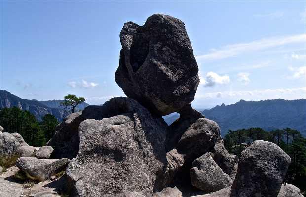 Roca de Le Rocher Sentinelle