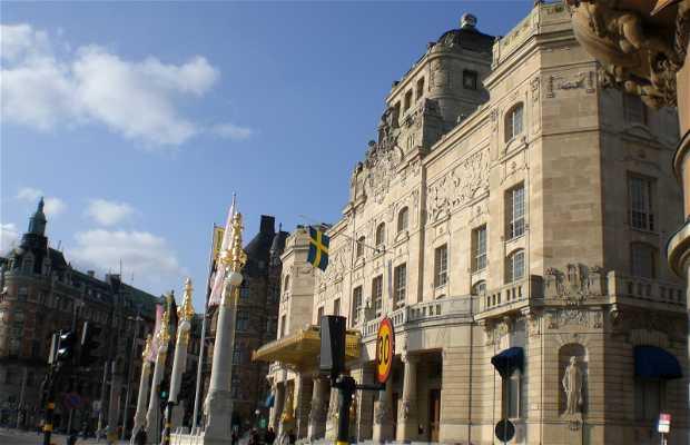 Teatro real de arte dramático de Estocolmo
