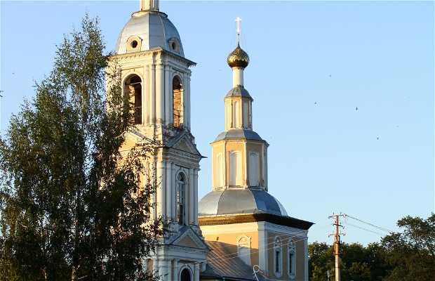 Iglesia de Kazan