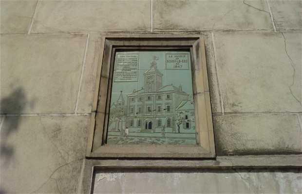Mairie de Noisy-le-Sec