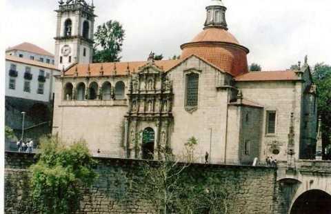 Convento e Iglesia de San Gonzalo