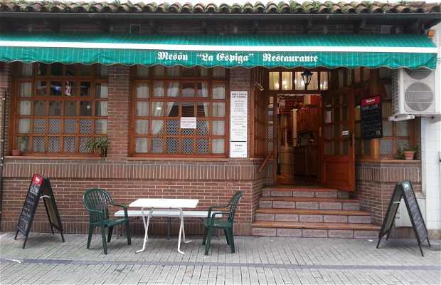 Meson Restaurante La Espiga