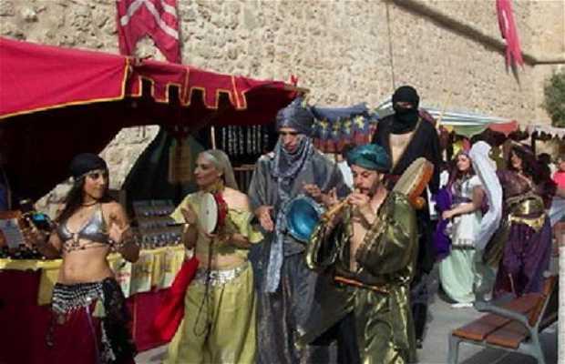 Mercado Medieval de Sagunto