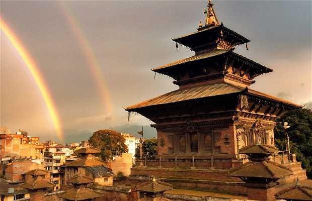Complexo de edifícios Hanuman Dhoka