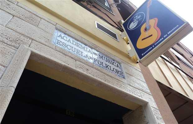Academia de Música M.PULSO Y PÚA